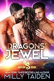 Dragons' Jewel: Paranormal Dragon Romance (Daeria World) (Nightflame Dragons Book 1)
