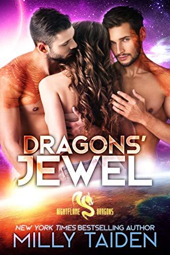 (Dragons' Jewel: Paranormal Dragon Romance (Nightflame Dragons Book)