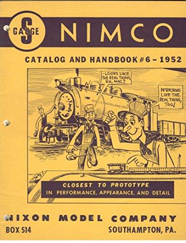 Nimco Gauge S Catalog and Handbook # 6 (1952) ()