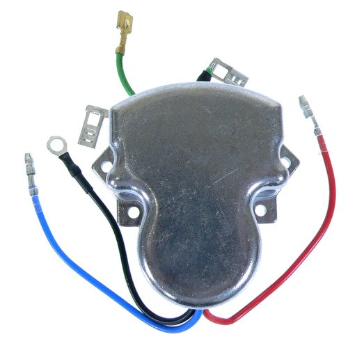 72785 //VRMD04 //HYR785 //12 Volts DB Electrical AMN6000 New Voltage Regulator for Mando Mercury Marine //3ER1071