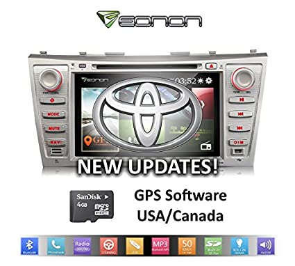 Amazon com: Eonon D5164Z *Updated Interface* 07-11 Toyota Camry