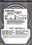 MK8052GSX, HDD2H05 H ZK01 T, Toshiba 80GB SATA 2.5 Hard Drive