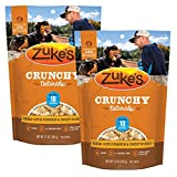 Cheap Zuke's Crunchy Naturals 10s Dog Treats, Pumpkin & Sweet Potato-2 Pack