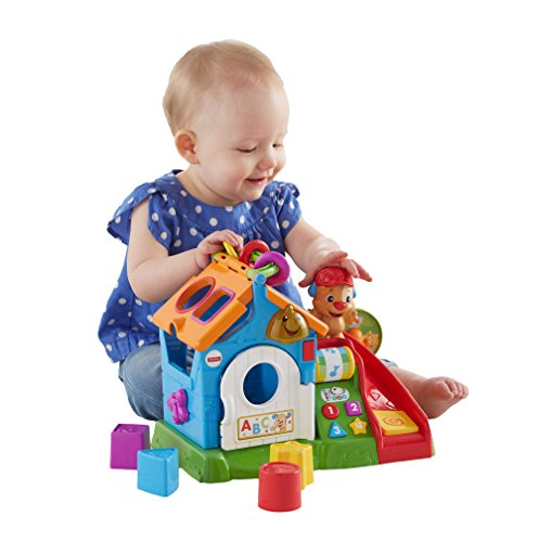 Fisher-Price Laugh & Learn Smart Stages Activity Play (Activity Playhouse)