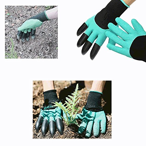 digging claws Garden Genie Gloves