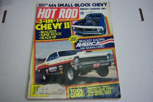 Hot Rod Magazine August 1977