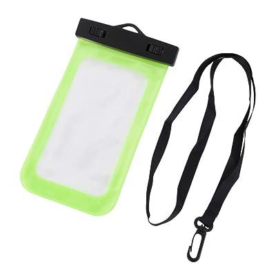 Artbro transparente téléphone portable Sac étanche téléphone portable anti-humidité Sac scellé Swim Drifting plongée Surf Sports nautiques téléphone cou &a