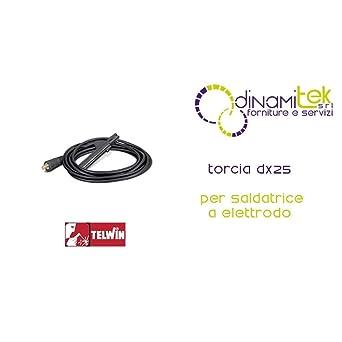 TELWIN - 713281Antorcha de soldadura con electrodos para TECHNOMIG 215