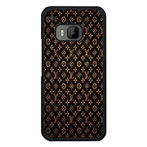 Classical Golden Louis Fashion Vuitton Phone Case Cover for Htc One M9 LV Luxury
