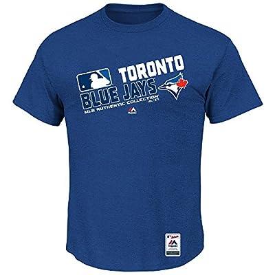 Toronto Blue Jays MLB Men's Authentic Collection Team Choice T-Shirt