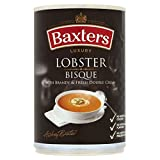 Baxters Luxury Lobster Bisque Soup (400g) - Pack of 2