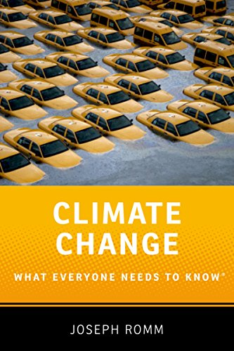 Climate Change: What Everyone Needs to Know (What Everyone Needs To Know)