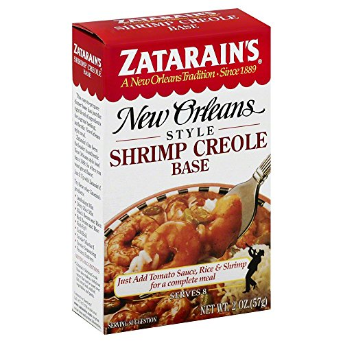 Zatarain's New Orleans Style Shrimp Creole Base 2.0 Oz