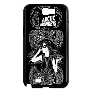Arctic Monkeys music rock band series protective case cover For Samsung Galaxy Note 2 Casec-UEY-s73614