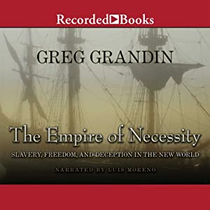 The Empire of Necessity Audiobook