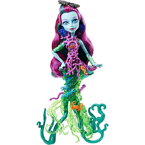 Monster High Great Scarrier Reef Posea Reef Doll (Monster High Boy Dolls For Sale)