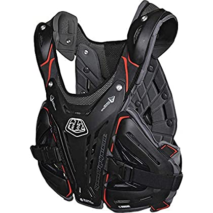 Image of Troy Lee Designs 5900 Chest Protector-Black-L