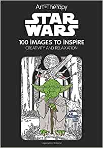 Amazon.com: Art of Coloring Star Wars: 100 Images to