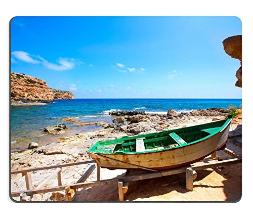 msd-natural-rubber-gaming-mousepad-formentera-cala-en-baster-in-balearic-islands-of-spain-with-vinta