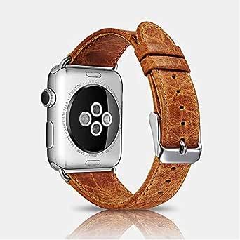 ICARER Apple watchBand, brown