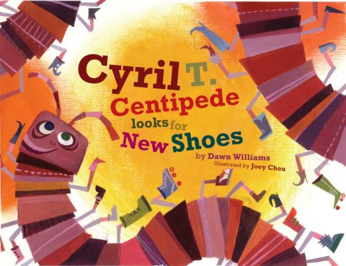 Cyril T.Centipede Looks For New Shoes (To This Very Day) PDF