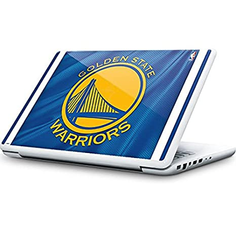 online store 7ada7 387a6 Skinit Golden State Warriors Jersey MacBook 13-inch Skin - Officially  Licensed NBA Laptop Decal - Ultra Thin, Lightweight Vinyl Decal Protection