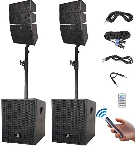 PRORECK 3000 Bluetooth Subwoofers Speakers product image