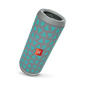 JBL Flip 4 Waterproof Portable Bluetooth Speaker (Special Edition - Trio)