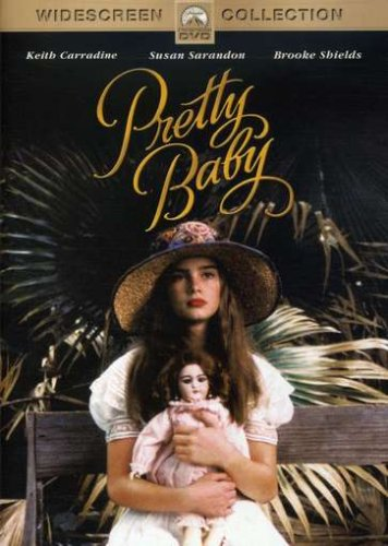 Pretty Baby -  DVD, Rated R, Louis Malle