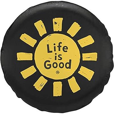 Life is good Unisex Sun LIG Tire Cover