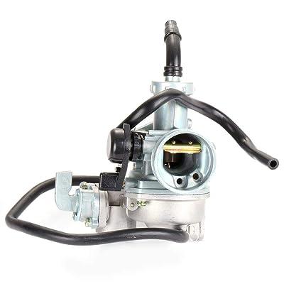 ECCPP New Replacement Carb Carburetor Fit for Honda TRX90 Sportrax 90 1993-2005/Honda Fourtrax 90 1993-2001: Automotive