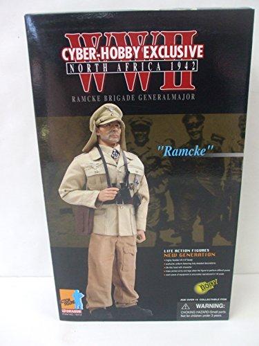 dragon cyber hobby exclusive north africa  brigade generalmajor general major ramcke