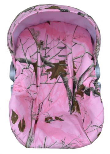 Amazon Infant Car Seat Cover Baby Slip Pink Camo In Girl