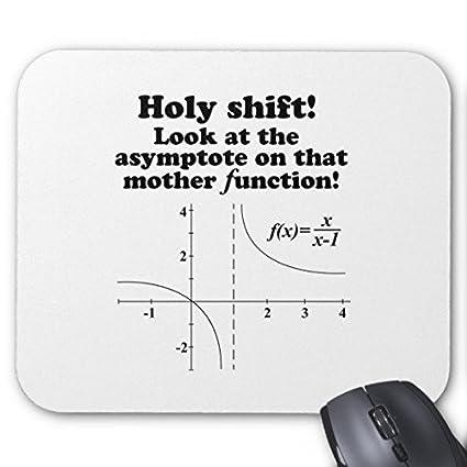 sjfy profesor de matemáticas ordenador alfombrilla de ratón para juegos 9.25x 7,75
