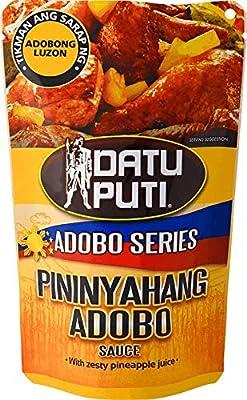 Pininyahang Adobo Sauce (Pack of 2) by Datu Puti