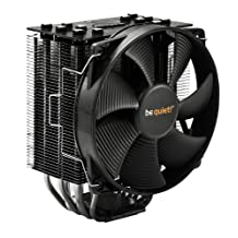 be quiet! BK013 Shadow Rock 2 - CPU Cooler - 180W TDP- Intel LGA 775 / 1150 / 1155 / 1156 / 1366 / 2011 &  AMD Socket  754 / 939 / 940 / AM2(+) / AM3(+) / FM1 / FM2