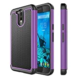 Moto G4 Case, Moto G4 Plus Case, Tinysaturn(TM) [Ysaturn Series] [Purple] Hybrid Shock Absorbing Slim Rugged Hard Shell Rubber Impact Defender Cover Case For Motorola Moto G 4th Gen Released 2016 Review