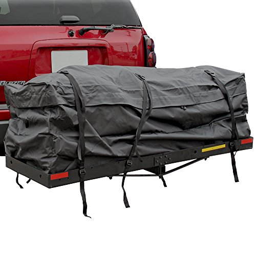 Rage Powersports RBG-04 19.6 cubic ft. Extra Large Waterproof Vehicle Cargo Carrier (Large Cargo Bag)