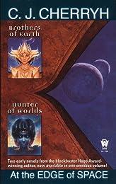 At the Edge of Space (Hanan Rebellion Omnibus/Alliance-Union Universe)