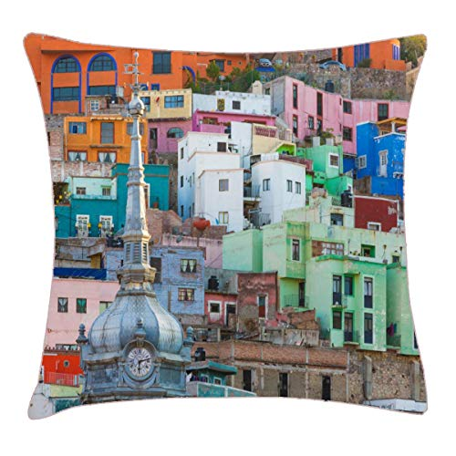 HFYZT USA, Oklahoma, Oklahoma City, Skydance Throw Pillow Cover 18x18 Inch Two Sides Design Printed Pillowcase
