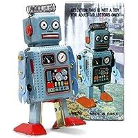 FANMEX - Fantastik - Robot Muelle hojalata diseño