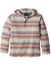Men's Serape Stripe Popover Hoody