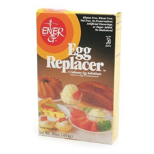 Ener-G Egg Replacer 16 oz (454 g)
