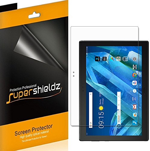 [3-Pack] Supershieldz for Lenovo Moto Tab Screen Protector