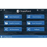 Plustek eScan A250 , a Network Scanner for Microsoft SharePoint and Office 365