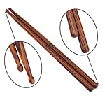 5B Wooden Drum Sticks Hard Maple Drumsticks Accessories Percussion Instruments