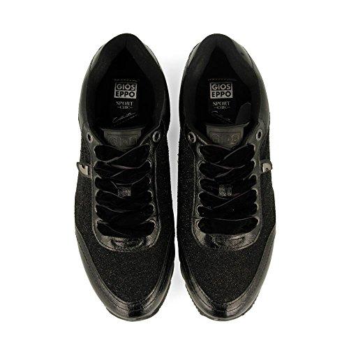46539 Zapatillas para Mujer Negro p Gioseppo PHqxdf00