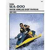 Clymer Sea-Doo Personal Watercraft Shop Manual 1997-2001