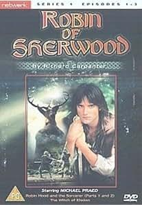 Amazon.com: Robin Hood: Peter Llewellyn Williams, Ray ...