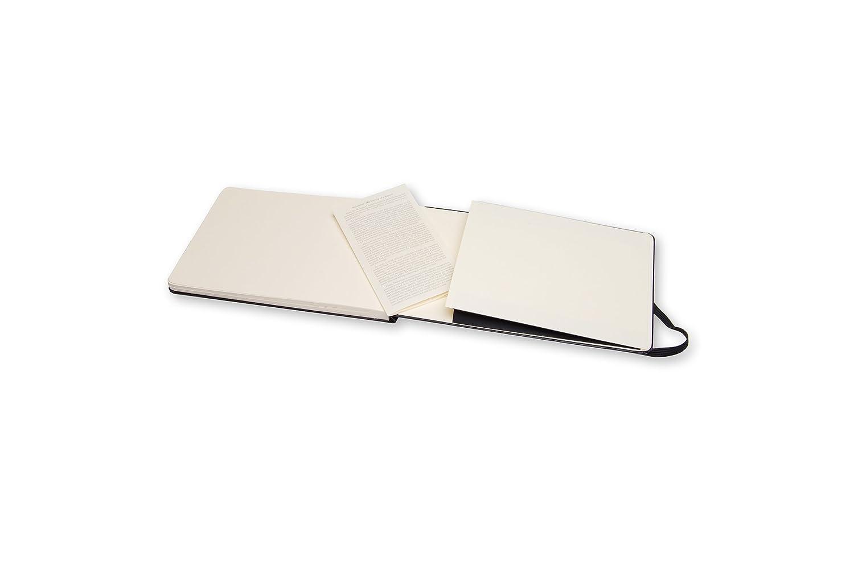 color negro Moleskine S05602 Cuaderno para acuarela tama/ño bolsillo